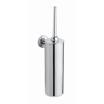 Moda Collection Tekna Wall-Mount Toilet Brush Holder