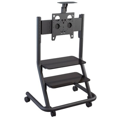 Chief Manufacturing Video Conferencing Cart with 2 PAS100 Shelves