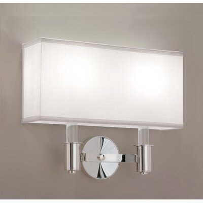 ILEX Lighting 5th Ave 2 Light Double Wall Sconce