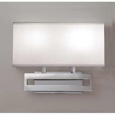 ILEX Lighting Broadway 2 Double Wall Sconce