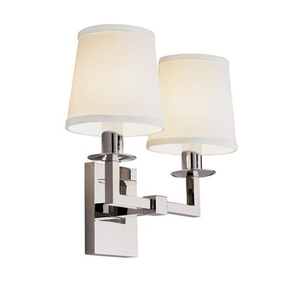Wall Sconces Double : ILEX Firenze 2 Light Double Wall Sconce 1 AllModern