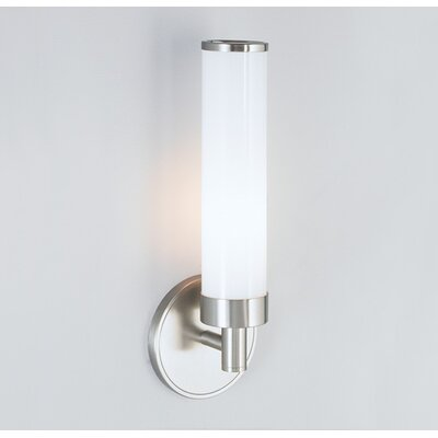 ILEX Lighting Essence 1 Light Round Single Wall Sconce
