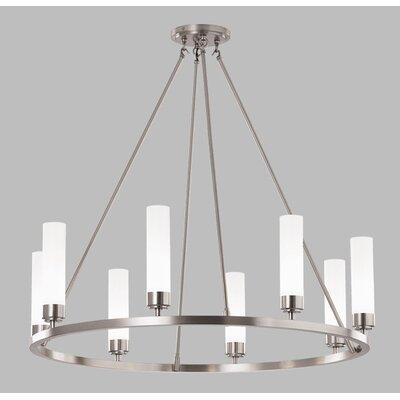 ILEX Lighting Poehlmann Ring Pendant with Tubing