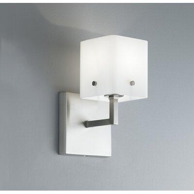 ILEX Lighting Quad Cubic 1 Light Wall Sconce