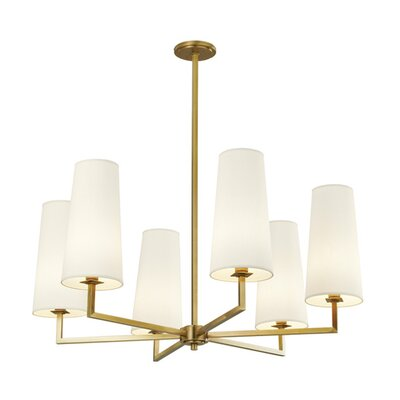 ILEX Lighting Temple 6 Pendant