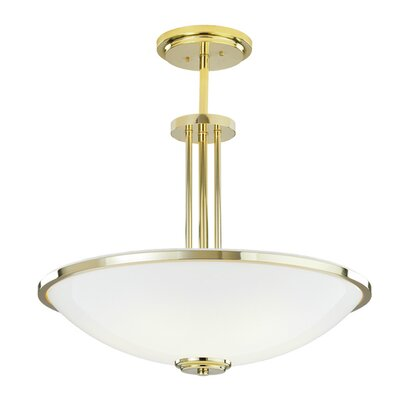 ILEX Lighting Manchester Bowl Pendant