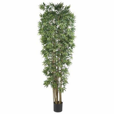 Nearly Natural Bamboo Japonica Tree in Pot