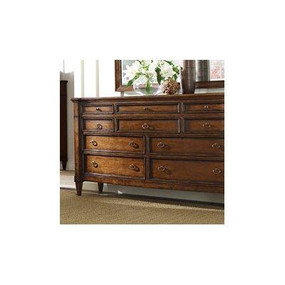 Schnadig American Kaleidoscope 10 Drawer Dresser