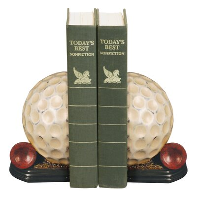 Sterling Industries Tee Time Bookends (Set of 2)