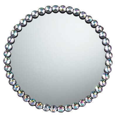 Jewel Edged Mirror