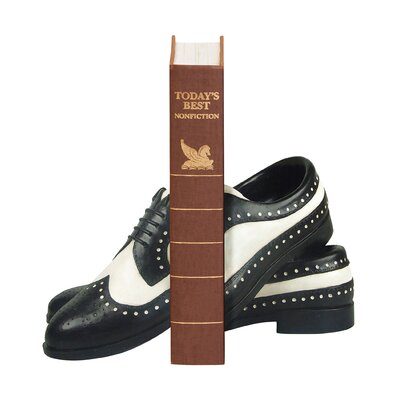 Sterling Industries Dancing Shoe Bookends (Set of 2)