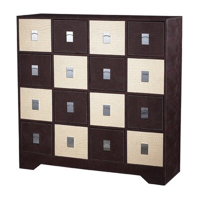 Sterling Industries 16 Drawer Chest
