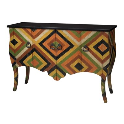 Sterling Industries African Print Chest