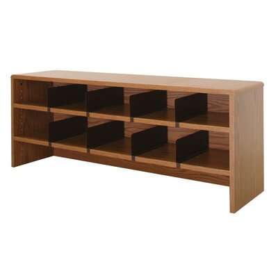 Ironwood Desktop Organizer with 2 Shelves