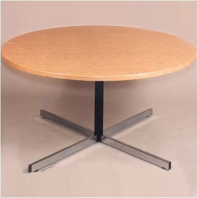 Ironwood Round Pedestal Base Table