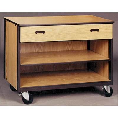 Ironwood 2000 Series Low Storage Mobile Cabinet