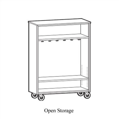 Ironwood 1000 Series Coat Storage Mobile Cabinet