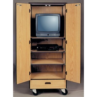 Ironwood 1000 Series Video Center Mobile Cabinet