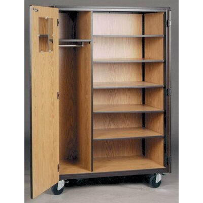 Ironwood 2000 Series Teacher's Storage Mobile Cabinet