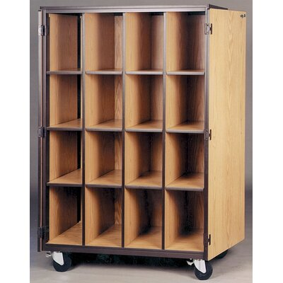 Ironwood 4000 Series Cubicle Storage Mobile Cabinet