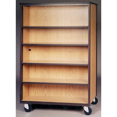 "Ironwood Storage Mobile 4000 Series DF 72"" Bookcase"