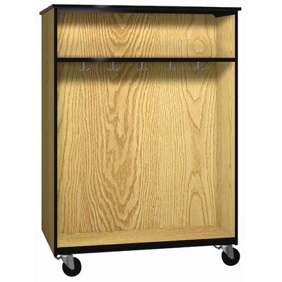 Ironwood 2000 Series DF Combo Mobile Cabinet