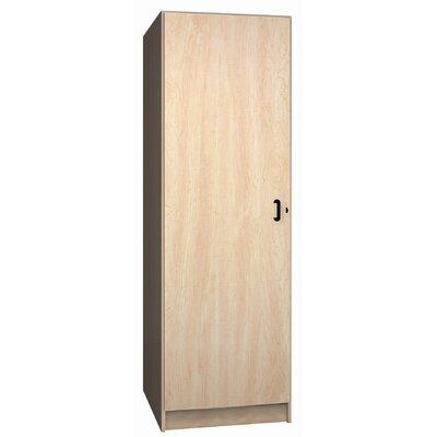 Ironwood Solid Melamine Door Music Storage: 1 Compartment