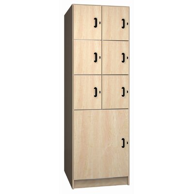 Ironwood Solid HPL Door Music Storage: 7 Compartments