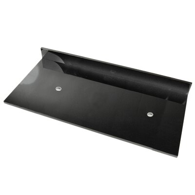 D'Vontz Vanity Top For Two Vessel Sinks