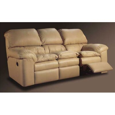 Omnia Furniture Catera Reclining Sofa Living Room Set