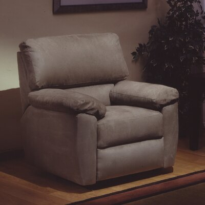 Omnia Furniture Vercelli Leather Recliner
