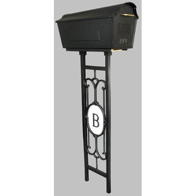 Special Lite Products Town Square Post Mounted Mailbox