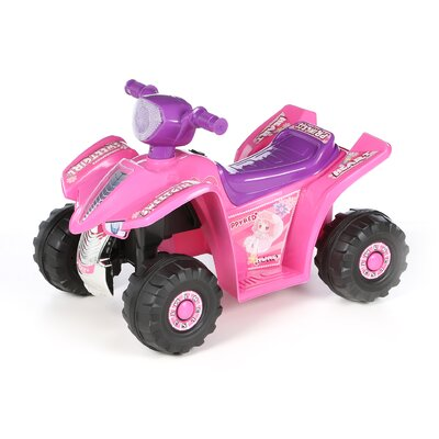 <strong>Lil' Rider</strong> Princess 6V Battery Powered ATV