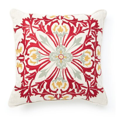 Villa Home IIIusion Florifica Pillow