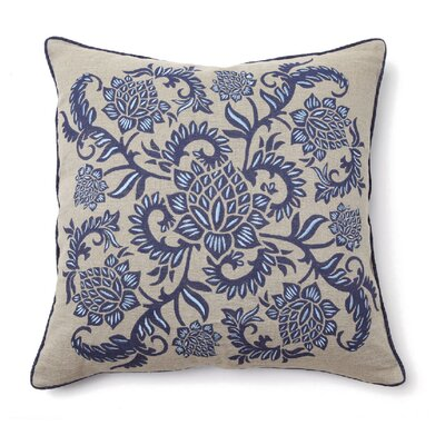 Villa Home Full Bloom Whirl Pillow