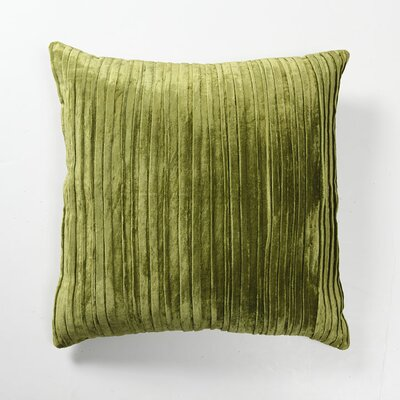Villa Home Amore Velvet Pleat Green