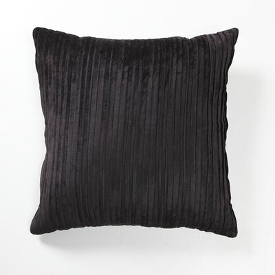 Villa Home IIIusion Amore Velvet Pleat Pillow