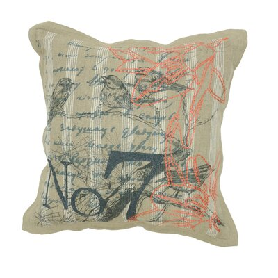 Villa Home Seafarer Hamptons Pillow