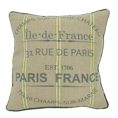 Villa Home Seafarer Rue Pillow