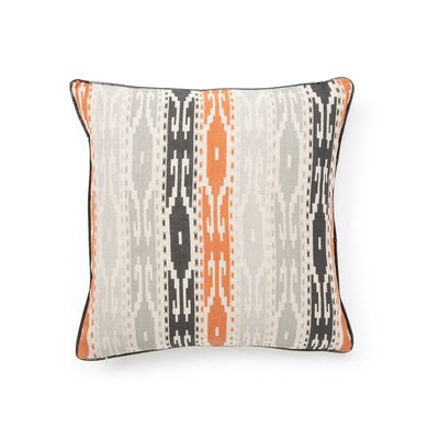 Villa Home African Mod Tunisia Print Stripe Pillow