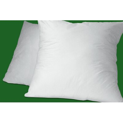 Nature's Rest Euro Pillows 2 Piece Set