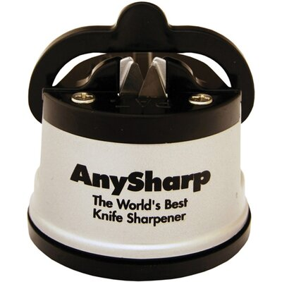 Knife Sharpener in Silver