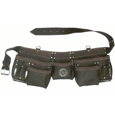 Born Tough 11 Pocket Tool Bag Belt / Tool Apron