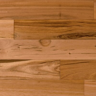 "IndusParquet 5-1/2"" Solid Hardwood Tigerwood Flooring"