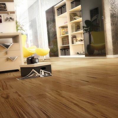 """IndusParquet 3"""" Solid Hardwood Tigerwood Flooring"""