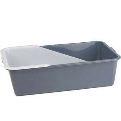 Cat Litter Gitter Pan