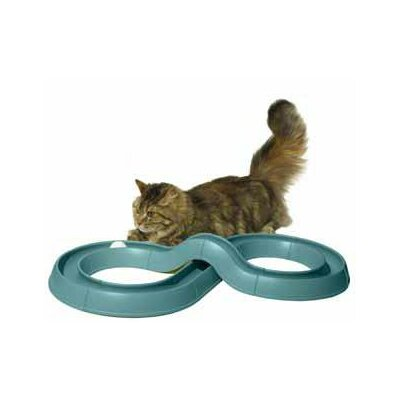 Bergan Pet Products Turbo Track Cat Toy