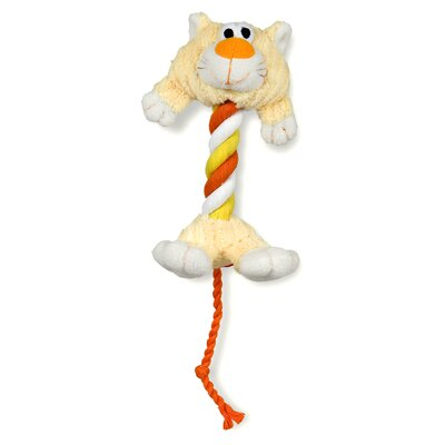 Tiny Heads 'N Tails Dog Toy