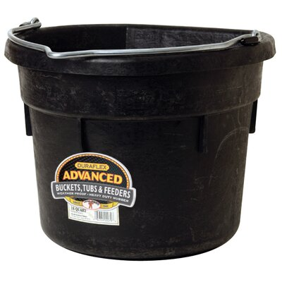 Miller Mfg Flat Back Bucket