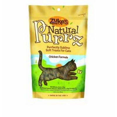 Zukes Natural Purrz Treat